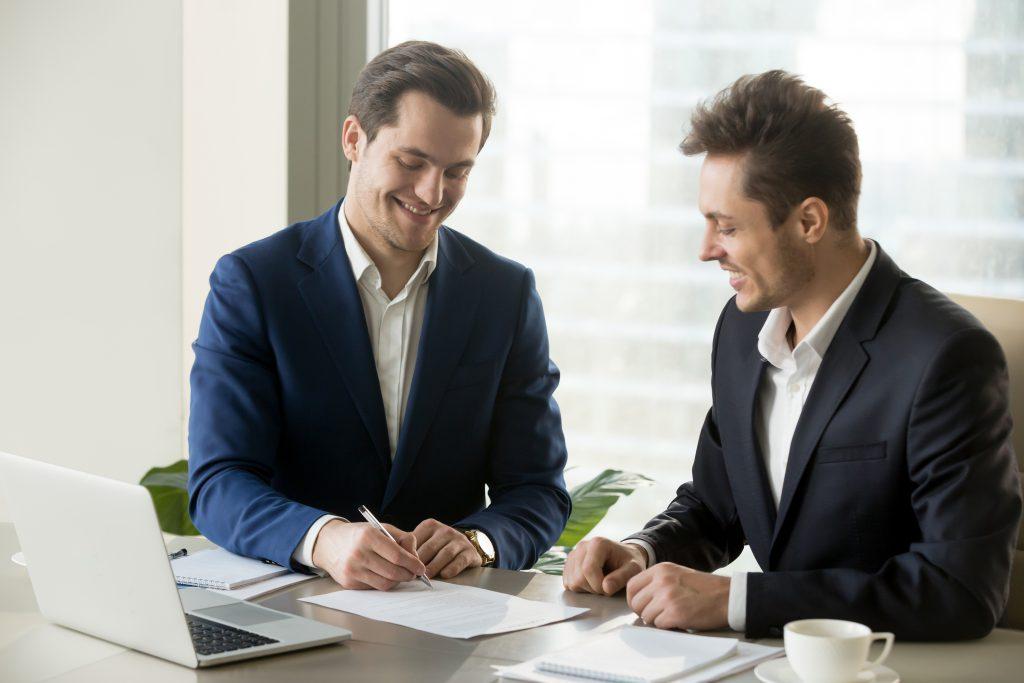 جذب سرمایه و مذاکرات با سرمایه گذار