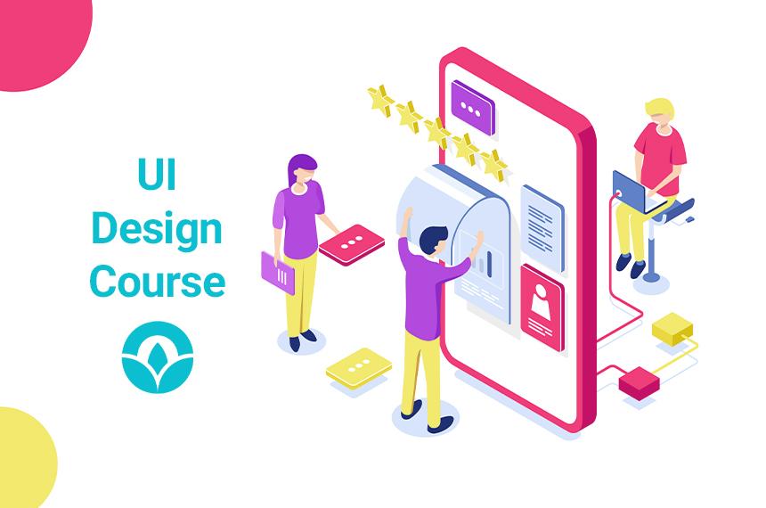 آموزش طراحی رابط کاربری ui