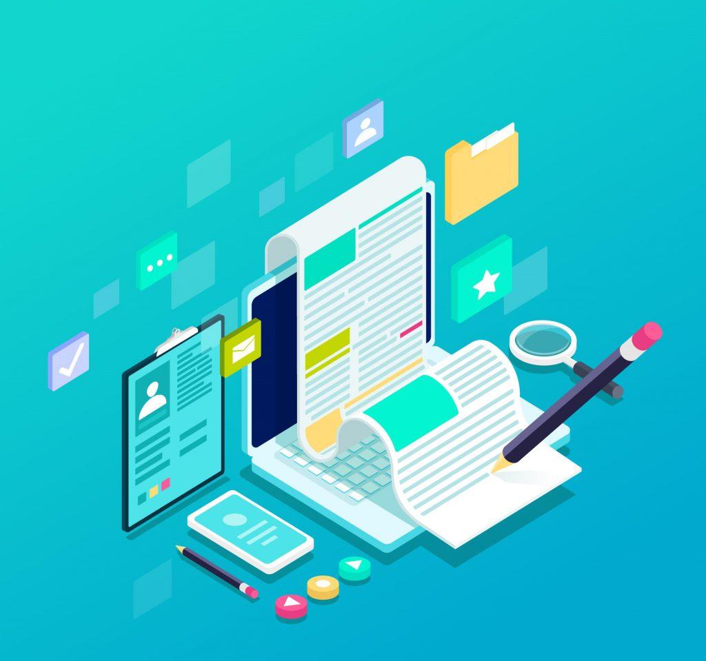 آموزش بازاریابی و تولید محتوا حرفه ای