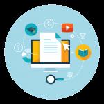 آموزش بازاریابی محتوا و تولید محتوای تخصصی | رشدانا