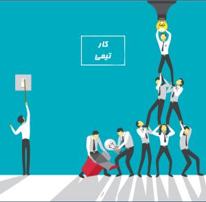 متمرکز کردن تیم برای موفقیت در کار تیمی و رهبری تیمی