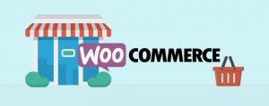 لوگو و طرح افزونه ووکامرس برای طراحی فروشگاه آنلاین با وردپرس