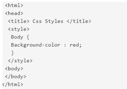 آموزش طراحی قالب سایت با html css