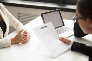 اهمیت داشتن رزومه قوی در استخدام