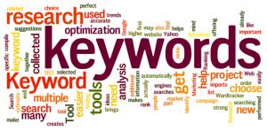 انتخاب کلمات کلیدی برای تولید محتوای اصولی