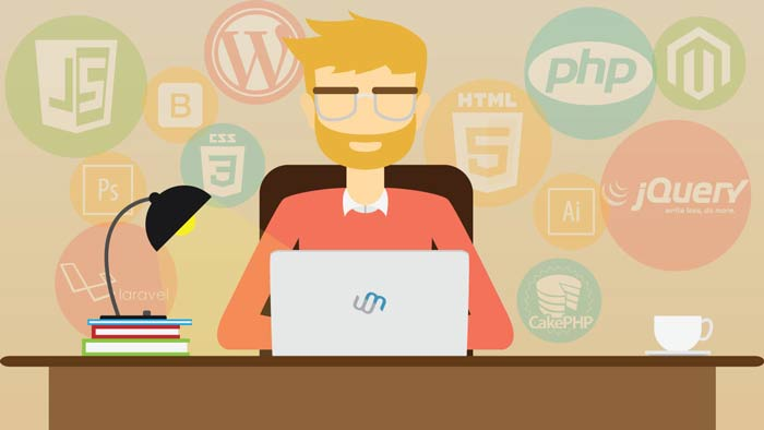 آموزش طراحی وب سایت با php