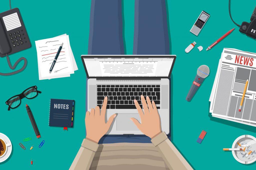 آموزش خبرنویسی