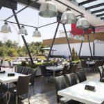 کافه رستوران تراس مشهد