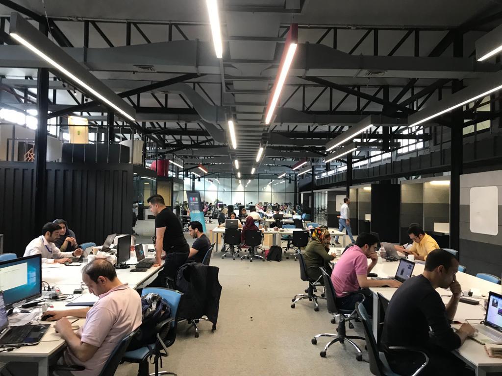 کارخانه نوآوری آزادی تهران
