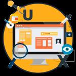 کاربرد پذیری وب سایت و اپلیکیشن و ارزیابی تجربه کاربری | رشدانا