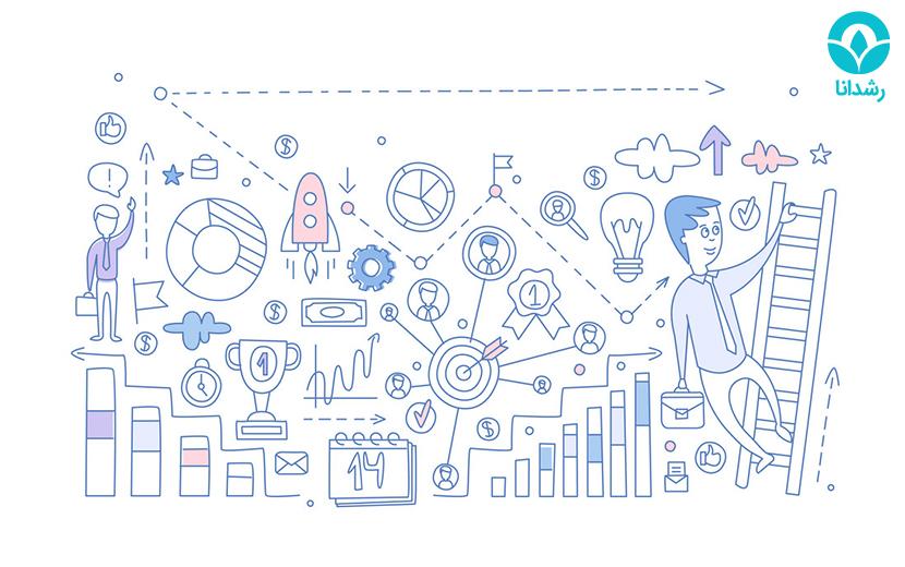 مسیر شغلی یا کارراهه شغلی چیست | رشدانا