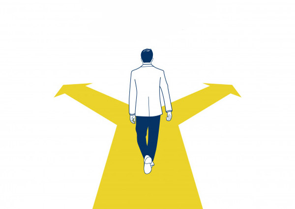 انتخاب مسیر شغلی